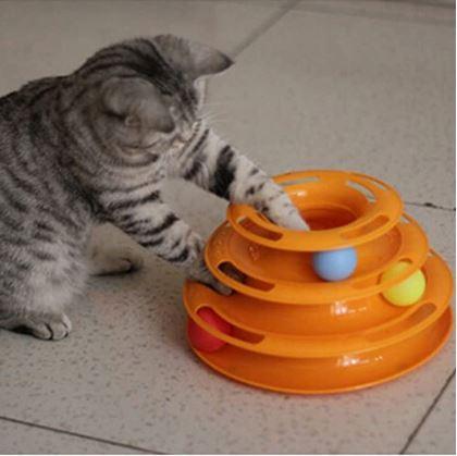 Kocici hracka