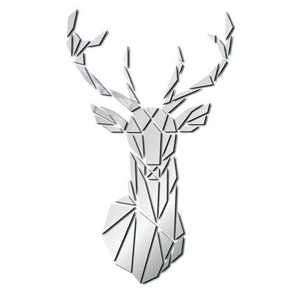 zrcadlo jelen