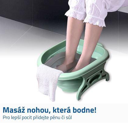 Masážní vaničky na nohy