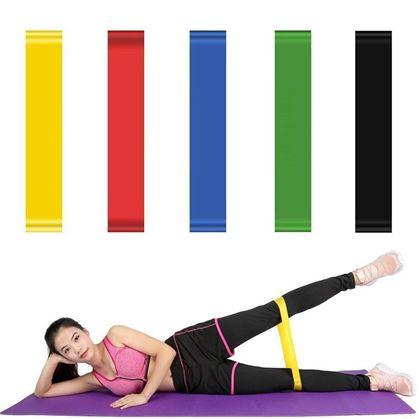 gumy na cvičení
