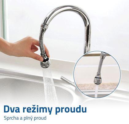 Úsporný adaptér na vodu