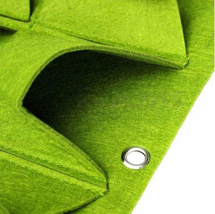 textilní květináč