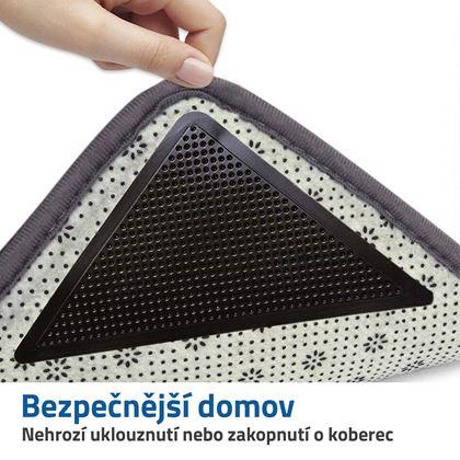 protiskluzová podložka pod koberec