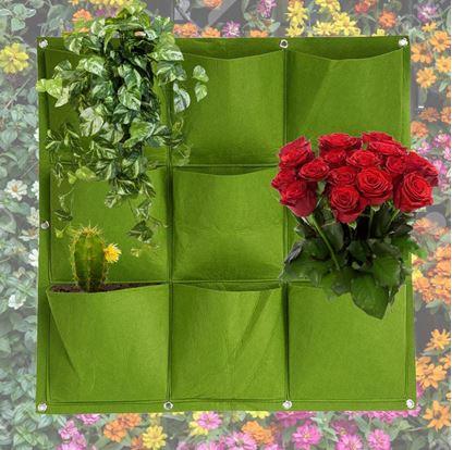 závěsné květináče na zahradu