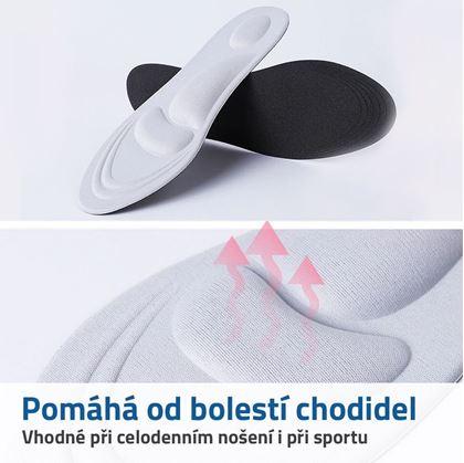 ortopedické vložky do bot