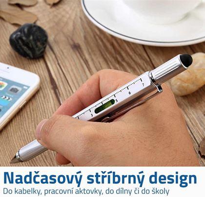 Multifunkční pero