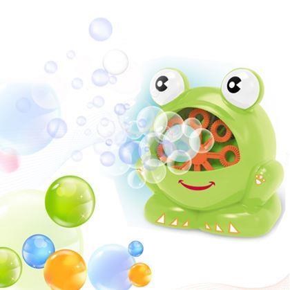 Bublinkovač žába