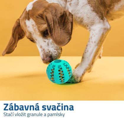 Čistící hračka pro psy