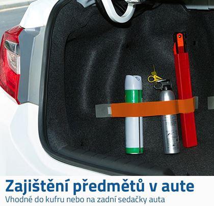 Páska k uchycení do kufru