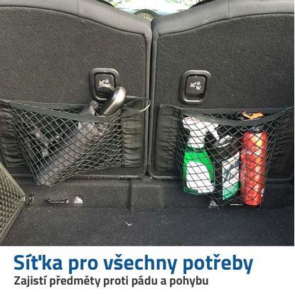 síť do kufru auta