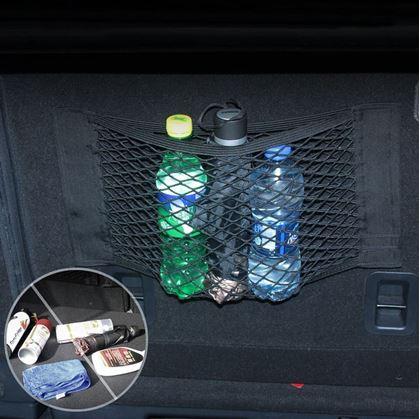 síťka do kufru auta