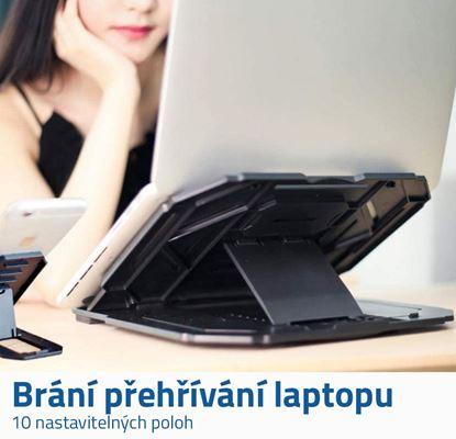 Obrázek Otočný stojan na notebook
