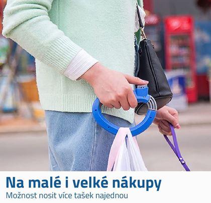 Držák na tašky