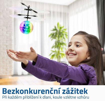 Létající disco koule