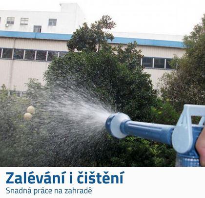 Zahradní vodní pistole