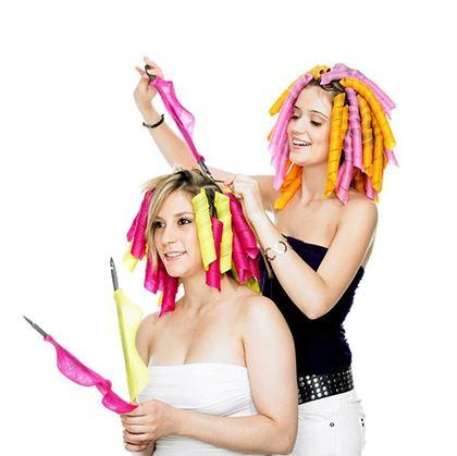 pěnové natáčky na vlasy