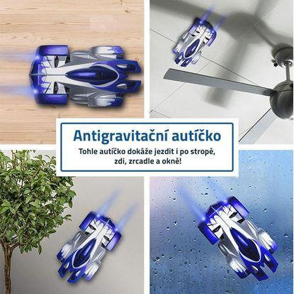 Obrázek Antigravitační autíčko