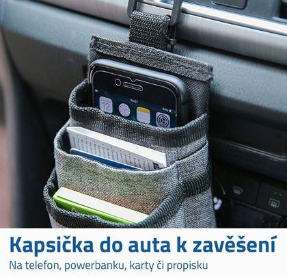 Závesná kapsa do auta