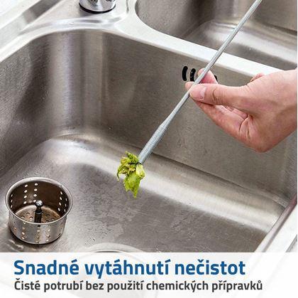 čistič potrubí