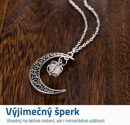 Svítící náhrdelník