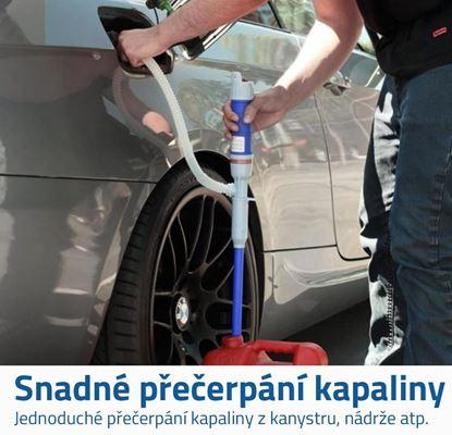 Palivová pumpa