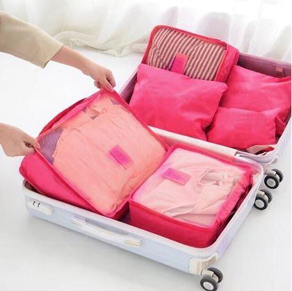 organizér do kufru