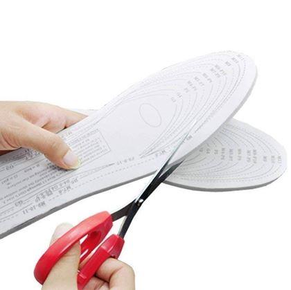 pěnové vložky do bot