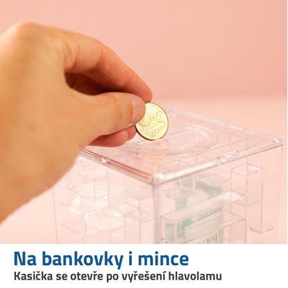 kasička na peníze