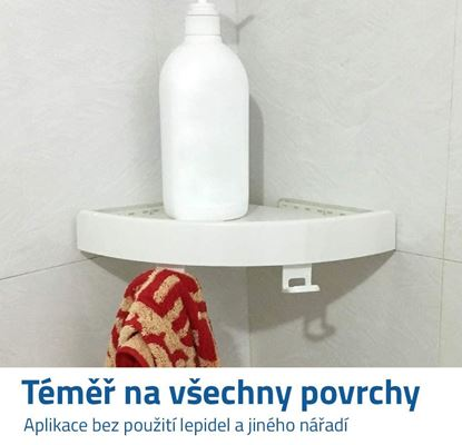 Obrázek Polička do sprchy